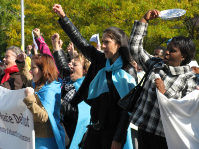 Journée nationale des centres de femmes 2009