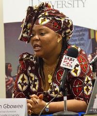 Leymah Roberta Gbowee