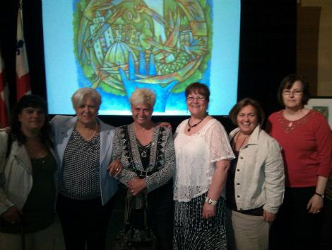 Le comité Femmes en action nominé pour le prix du maire de Montréal en démocratie