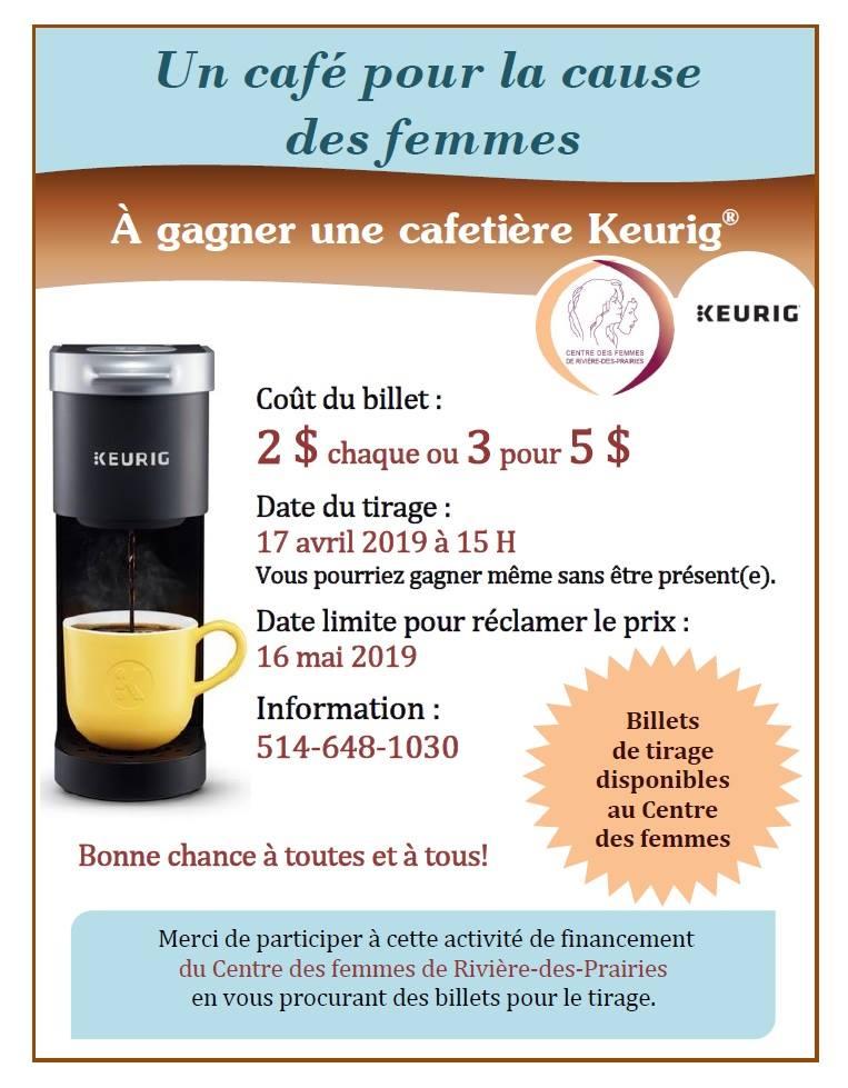 Un café pour la cause des femmes
