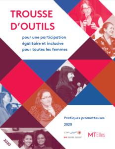 Trousse d'outils pour une participation égalitaire et inclusive de toutes les femmes